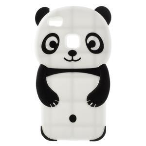 PandaStyle silikonový obal na Huawei P9 Lite - černý - 1