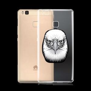 Animal gelový obal na telefon Huawei P9 Lite - orel - 1