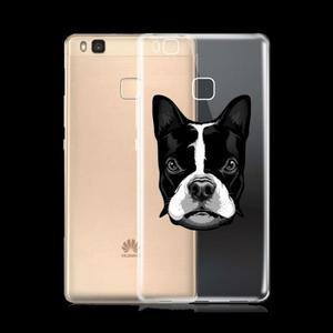 Animal gelový obal na telefon Huawei P9 Lite - pes - 1