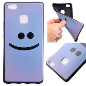 Gelový obal na telefon Huawei P9 Lite - smile - 1