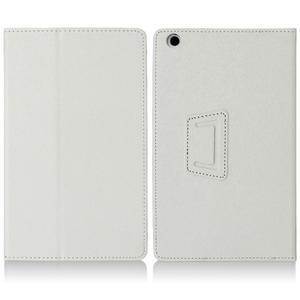 Safe polohovatelné pouzdro na Lenovo Tab 2 A8-50 - bílé - 1