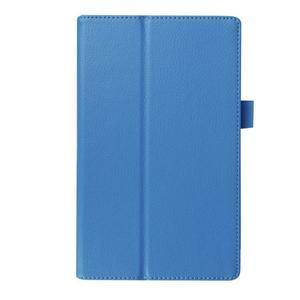 Dvoupolohové pouzdro na tablet Lenovo Tab 2 A8-50 - modré - 1