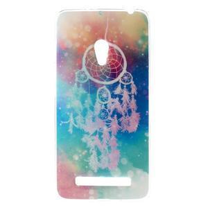 Gélový obal na mobil Asus Zenfone 5 - snívanie - 1