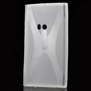 X-line gélový obal na Nokia Lumia 920 - čierný - 1