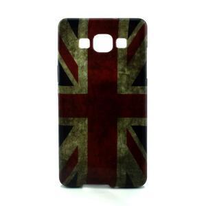 Gélový kryt Samsung Galaxy A5 - vlajka UK - 1