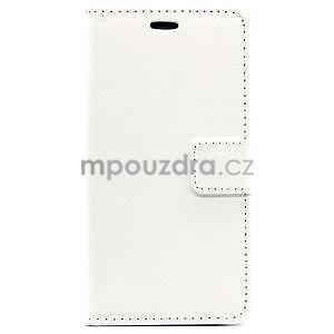 Bílé pouzdro na Samgung Galaxy Core Prime - 1