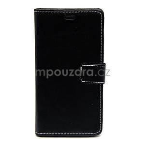 Čierné puzdro pre Samsung Galaxy Grand Prime - 1