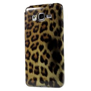 Gélový obal Samsung Galaxy Grand Prime G530H - leopard - 1