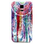 Luxury gelový obal na mobil Samsung Galaxy S5 - lapač snů - 1/3