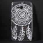 Gélový obal pre Sony Xperia E4g -  tribal - 1/5