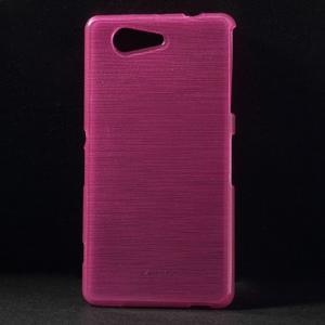 Brúsený obal pre Sony Xperia Z3 Compact D5803 - rose - 1