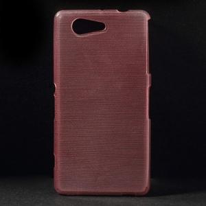 Broušený obal na Sony Xperia Z3 Compact D5803 - růžový - 1