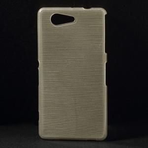 Brúsený obal pre Sony Xperia Z3 Compact D5803 - champagne - 1