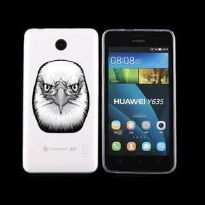Animal gelový obal na Huawei Y635 - orel - 1