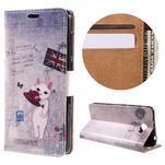 Emotive peněženkové pouzdro na Huawei Y6 II Compact - UK vlajka - 1/7