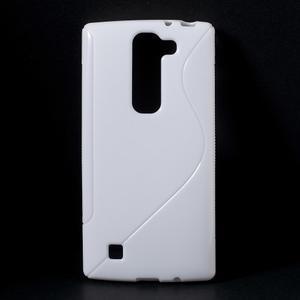 Biely gélový obal S-line na LG G4c H525n - 1