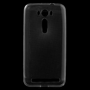 Ultra Tenký slim obal pre Asus Zenfone 2 Laser - transparentný - 1