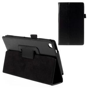 Koženkové puzdro pre tablet Asus ZenPad 7.0 Z370CG - čierne - 1