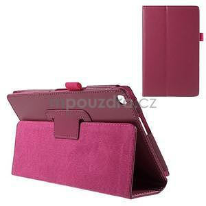 Safety polohovateľné puzdro na tablet Asus ZenPad 8.0 Z380C - rose - 1