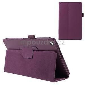 Safety polohovateľné puzdro na tablet Asus ZenPad 8.0 Z380C - fialové - 1