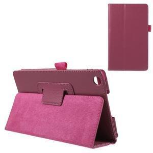 Safety koženkové puzdro na Asus ZenPad C 7.0 Z170MG - rose - 1