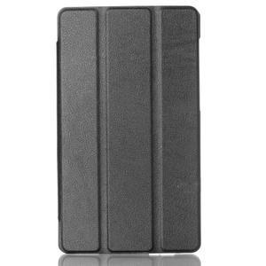 Trifold puzdro na tablet Asus ZenPad C 7.0 Z170MG - čierne - 1