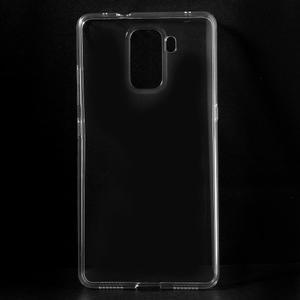 Transparentný gélový obal na telefón Honor 7 - transparentný - 1