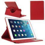 Circ otočné puzdro pre Apple iPad Air - červené - 1/7