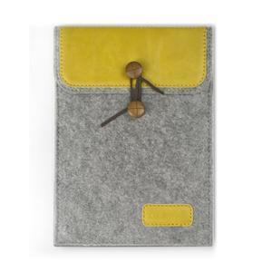 Envelope univerzálne púzdro na tablet 26.7 x 20 cm - žlté - 1