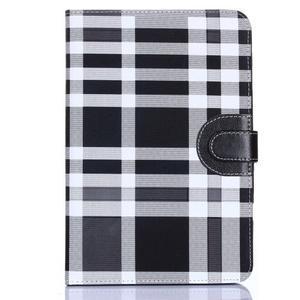 Fashion style puzdro na iPad Air 2 - čierne - 1
