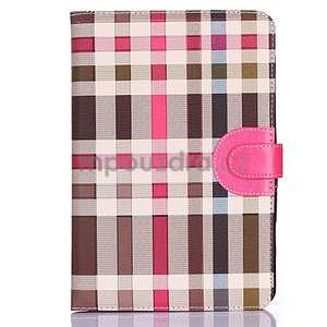 Fashion style puzdro na iPad Air 2 - rose - 1