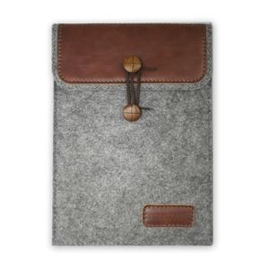 Envelope univerzálne púzdro na tablet 26.7 x 20 cm - hnedé - 1