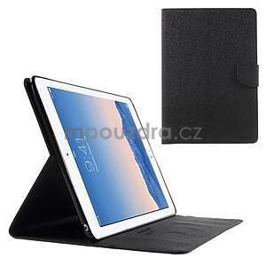 Excelent Diary puzdro pre iPad Air 2 - čierne - 1