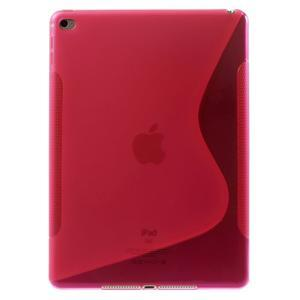 S-line gélový obal na iPad Air 2 - rose - 1