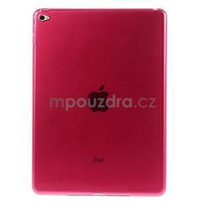 Ultra tenký slim obal pre iPad Air 2 - červený - 1