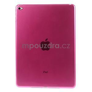 Ultra tenký slim obal na iPad Air 2 - rose - 1