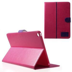 Daffi elegantné puzdro pre iPad Air 2 - rose - 1