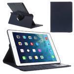 Circ otočné puzdro na Apple iPad Air - tmavomodré - 1/7