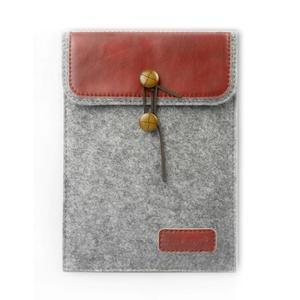 Envelope univerzálne púzdro na tablet 22 x 16 cm - červené - 1