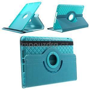 Circu otočné puzdro pre Apple iPad Mini 3, iPad Mini 2 a ipad Mini - modré - 1