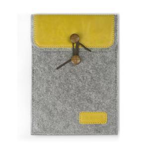 Envelope univerzálne púzdro na tablet 22 x 16 cm - žlté - 1