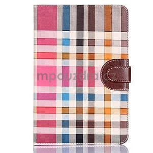 Costa puzdro pre Apple iPad Mini 3, iPad Mini 2 a iPad Mini - tmavohnedé - 1