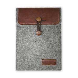 Envelope univerzálne púzdro na tablet 22 x 16 cm - hnedé - 1