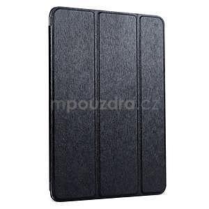 Lines polohovateľné puzdro na iPad Mini 3 / iPad Mini 2 / iPad mini - čierne - 1