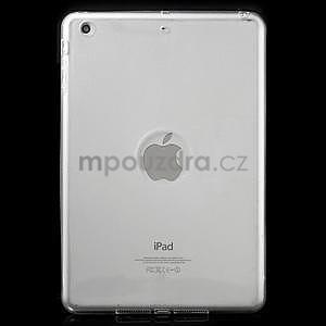 Ultra tenký slim obal na iPad Mini 3, iPad Mini 2, iPad Mini - transparentný - 1