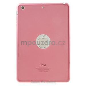 Ultra tenký slim obal na iPad Mini 3, iPad Mini 2, iPad Mini - červený - 1