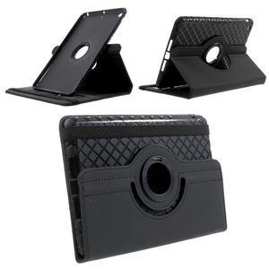Circu otočné puzdro pre Apple iPad Mini 3, iPad Mini 2 a ipad Mini - čierne - 1