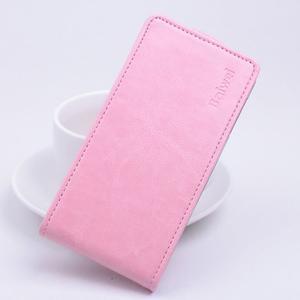 Flipové puzdro pre mobil Lenovo A2010 - ružové - 1