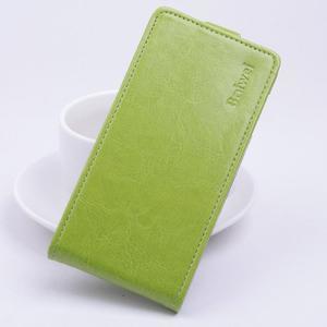 Flipové puzdro pre mobil Lenovo A2010 - zelené - 1