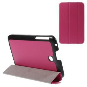 Supreme polohovateľné puzdro pre tablet Asus Memo Pad 7 ME176C - rose - 1